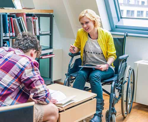 physical disabilities Define disability: a physical, mental, cognitive, or developmental condition that impairs, interferes with, or limits a — disability in a sentence.